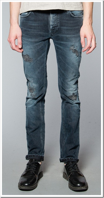 Nudie Jeans Fall Winter 2014 - THIN FINN 20 MONTHS