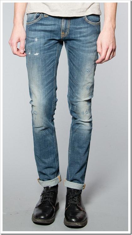 Nudie Jeans Fall Winter 2014- TIGHT LONG JOHN KIM REPLICA