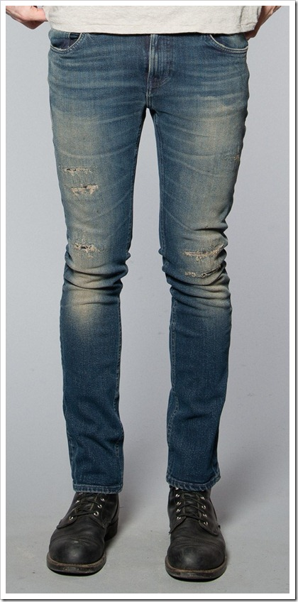 Nudie Jeans Fall Winter 2014 - TUBE TOM MICK REPLICA