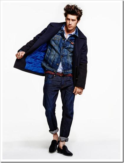 Scotch & Soda Fall Winter 2014 Men's Lookbook