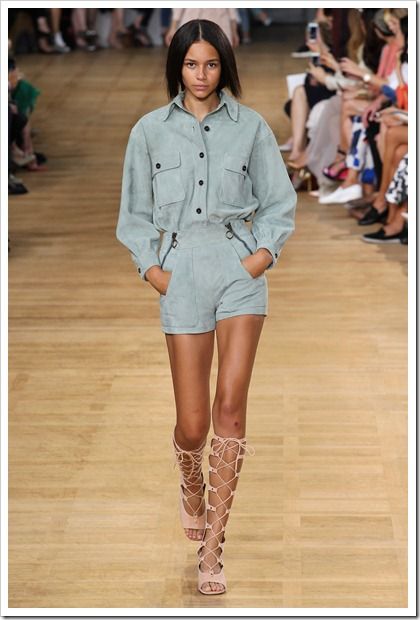 Chloe SS' 15 Collection