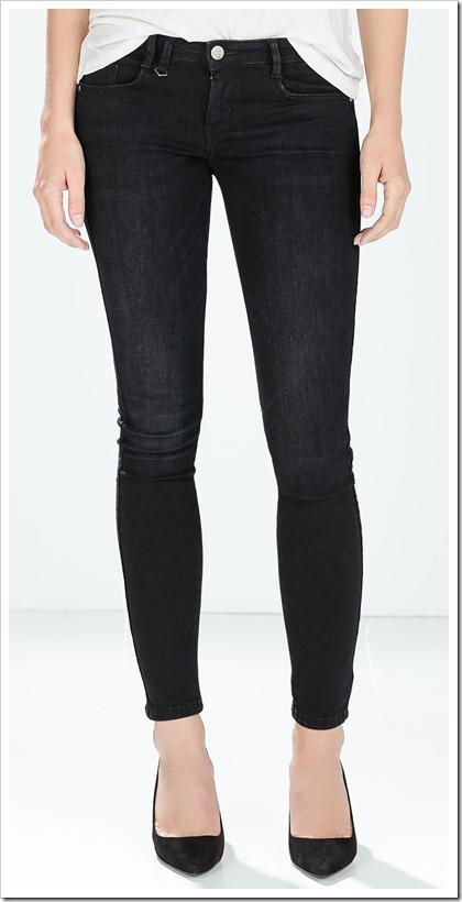 Zara-Denim Embrace Jeans