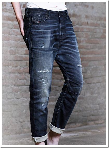 Diesel Spring Summer 2015 Denim Collection/Jogg Jeans
