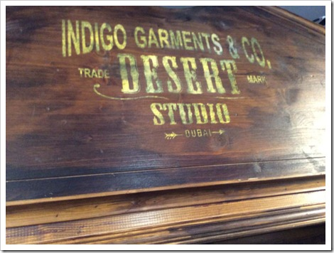 Indigo Garments - Desert Studio