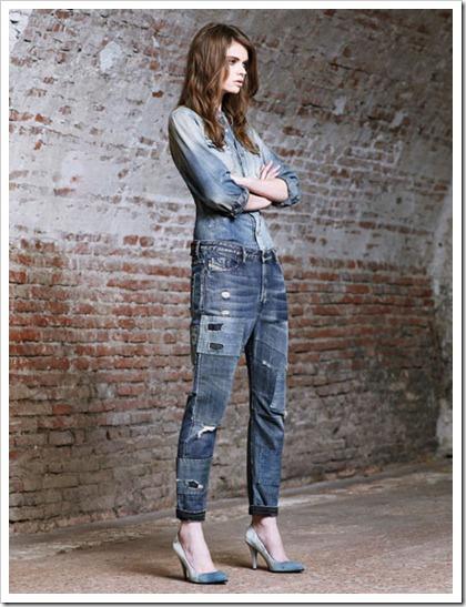 Diesel Spring Summer 2015 Denim Collection/Atelier