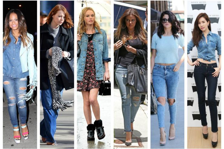 6 Celebrities Wearing Black Jeans | Who What Wear