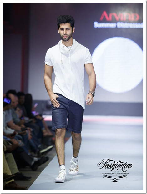 Arvind - Summer Distressed at Fashionim Denimsandjeans Bangladesh