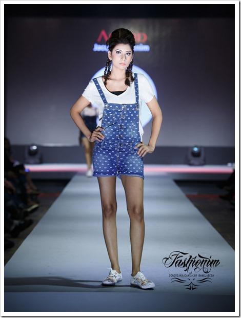 Arvind - Jacquard Denims at Fashionim Denimsandjeans Bangladesh