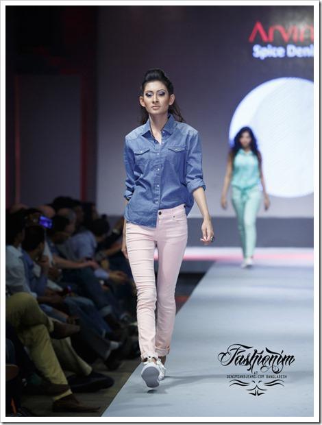 Arvind - Spice Denim at Fashionim Denimsandjeans Bangladesh