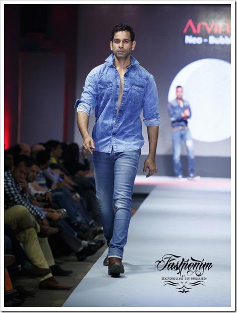 Arvind - Neo Bubble at Fashionim Denimsandjeans Bangladesh