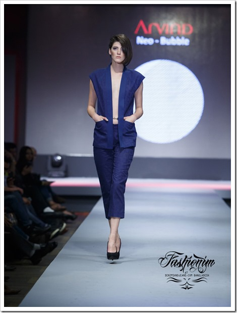 Arvind - Neo Bubble at Fashionim Denimsandjeans Bangladesh