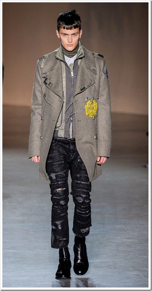 Diesel Black Gold Fall Winter 2015