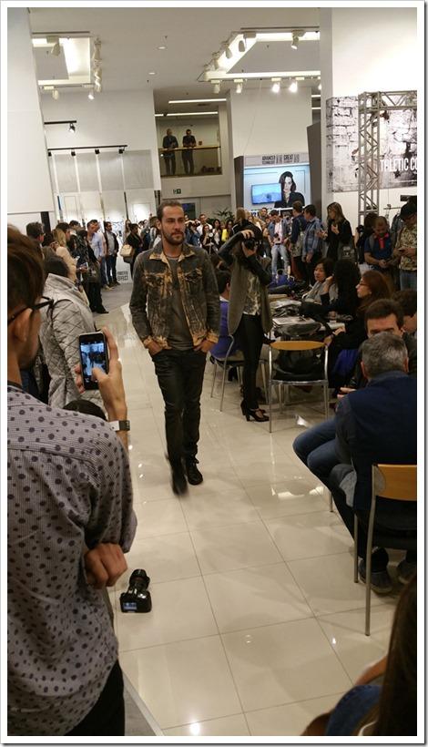 Catwalk at Vicunha AW 16 Presentation