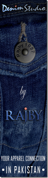 Rajby Denim - Your apparel connection in Pakistan
