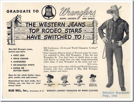Wrangler History -1946