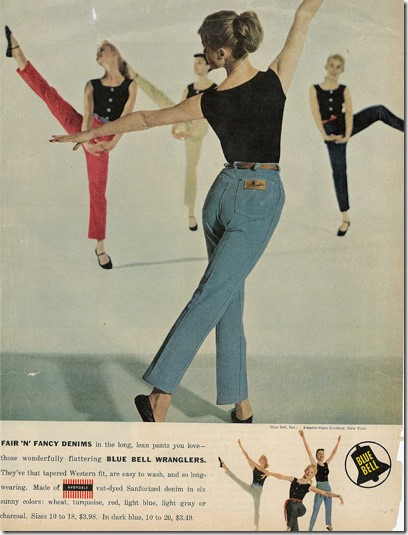 Wrangler History -1957
