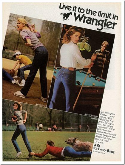 Wrangler History 1984
