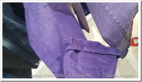 Artistic Fabric Mills  at  Denim PV     |      Denimsandjeans