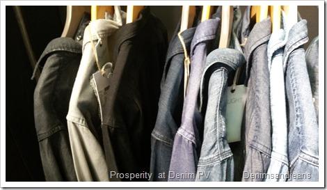 Prosperity  at Denim PV     |      Denimsandjeans