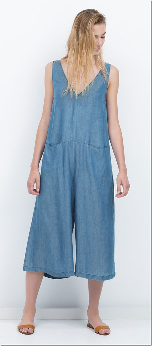 Flowing jumpsuit