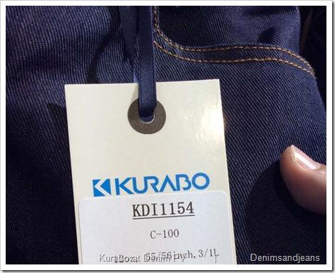 Kurabo at Denim PV          |            Denimsandjeans