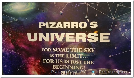 Pizarro at Denim PV     |      Denimsandjeans