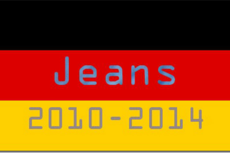 Germany  Imports of Jeans 2010-2015