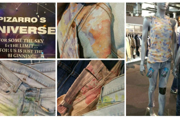 Sublimation Printing On Natural Fibers By Pizarro  Portugal_
