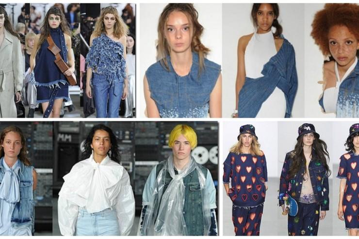 London Fashion Week SS'16 – I