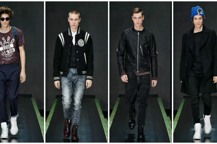 The G-Star RAW AutumnWinter '15 collection