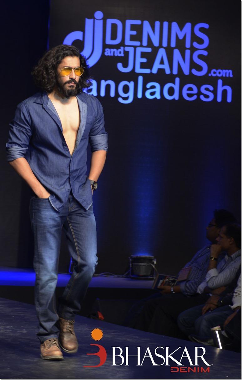 Bhaskar at Fashionim | Denimsandjeans.com Bangladesh