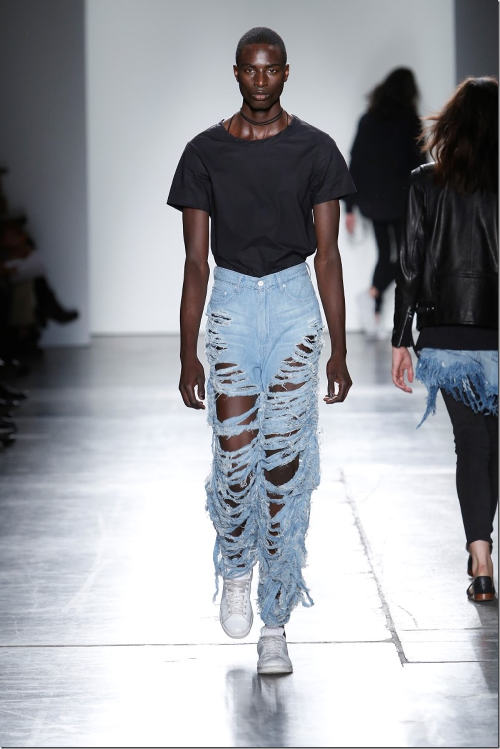 NY Fashion Week | Denim Looks – II denimsandjeans.com