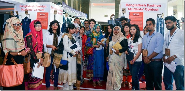Bangladesh Fashion Students Contest | Denimsandjeans