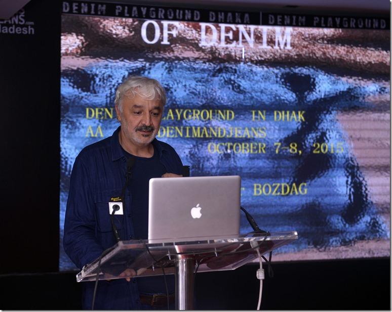 Re-Definition of Denim | Zafer Bozdag