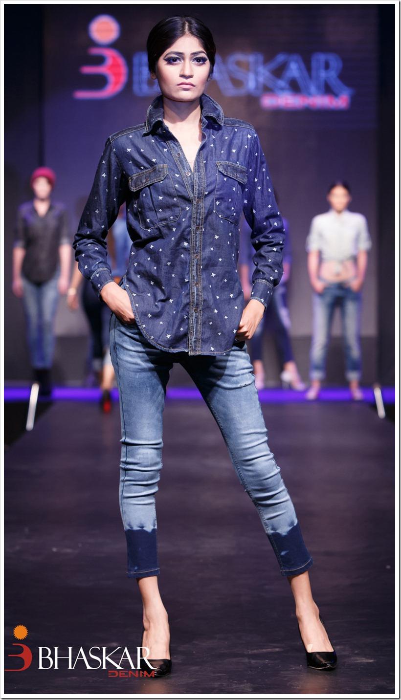 Bhaskar at Fashionim | 4th Denimsandjeans.com Bangladesh Show