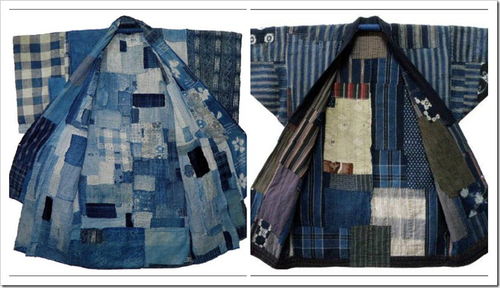 Boro: Japanese Folk Fabric