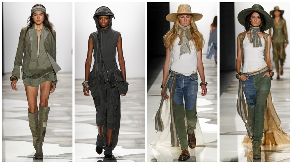 Greg Lauren fashion