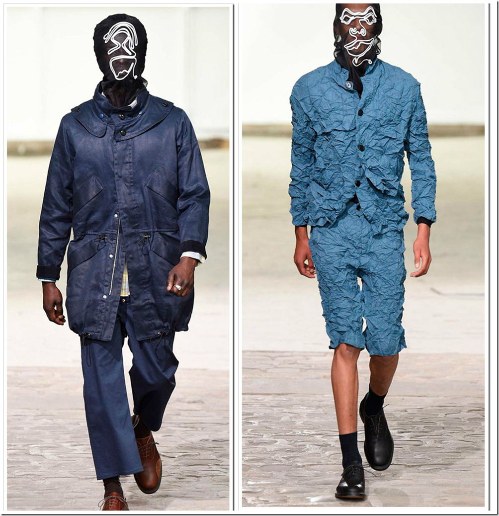 Paris Fashion Week SS16 Looks denimsandjeans