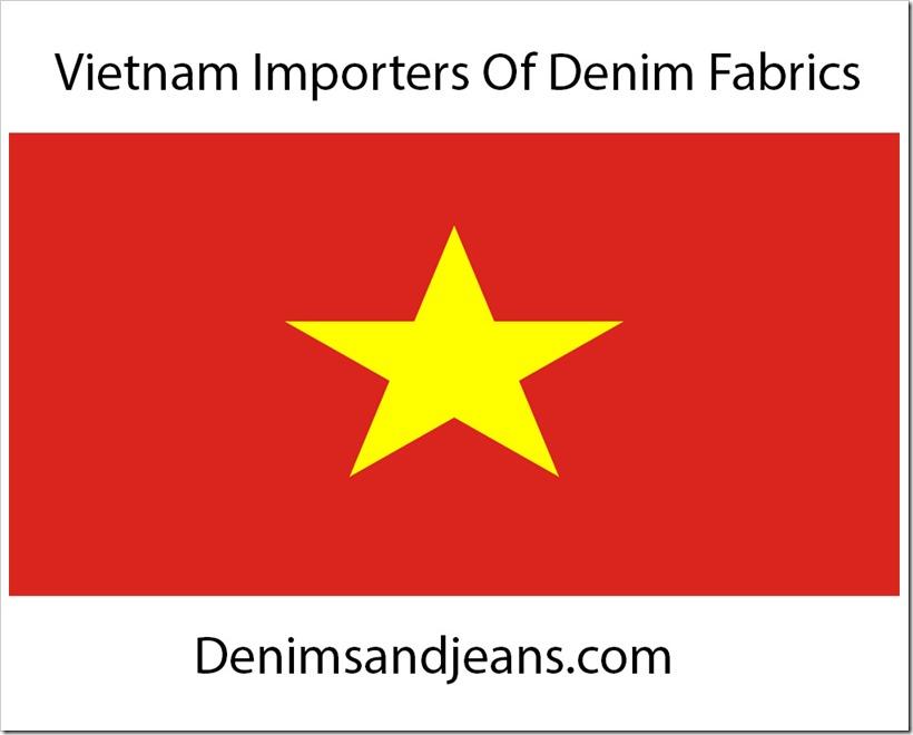 Vietnam Importers Of Denim Fabrics : Denimsandjans.com