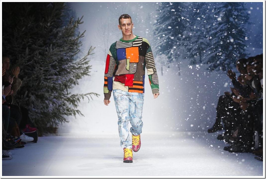 Moschino FW15  16 Menswear Looks