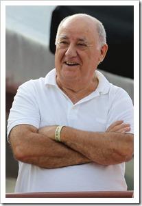 Amancio Ortega| Top Ten Richest Fashion People|Denimsandjeans.com