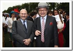 Alain & Gerard Wertheimer| Top Ten Richest Fashion People|Denimsandjeans.com