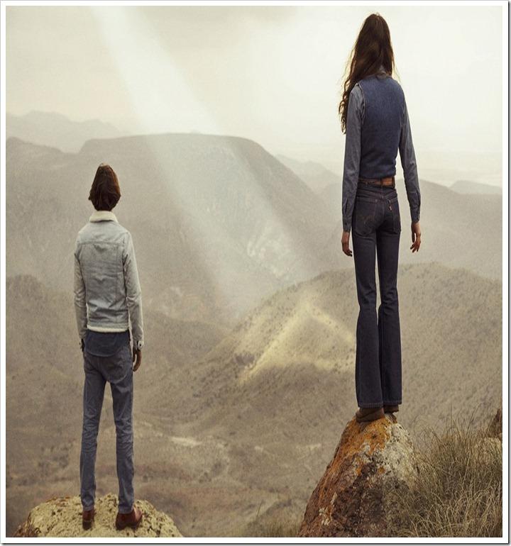 Levis Vintage Fall Winter 2014 Lookbook