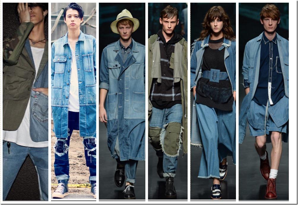 Mihara Yasuhiro Fall 2016 Denim Trends denimsandjeans.com