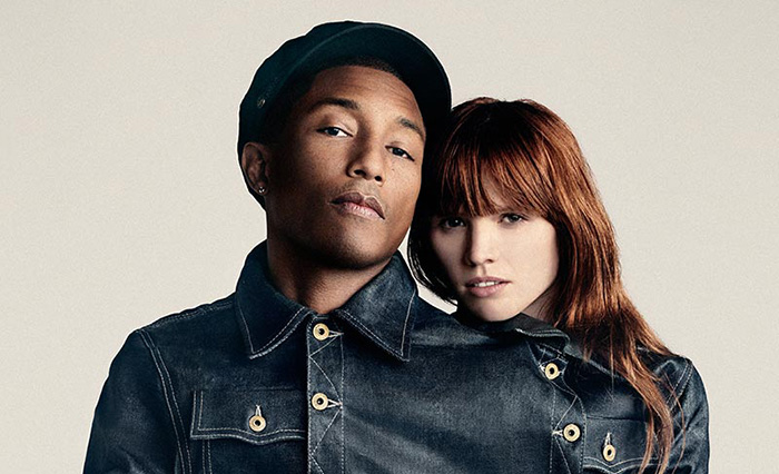 Pharrell Becomes Co-Owner Of G-Star Raw !