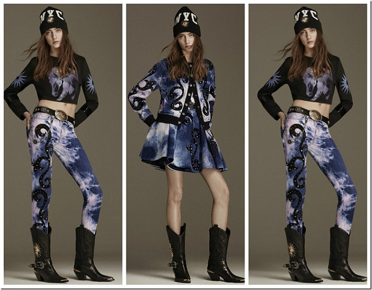 Pre-Fall 2016  Looks From Cool Denim Brands!