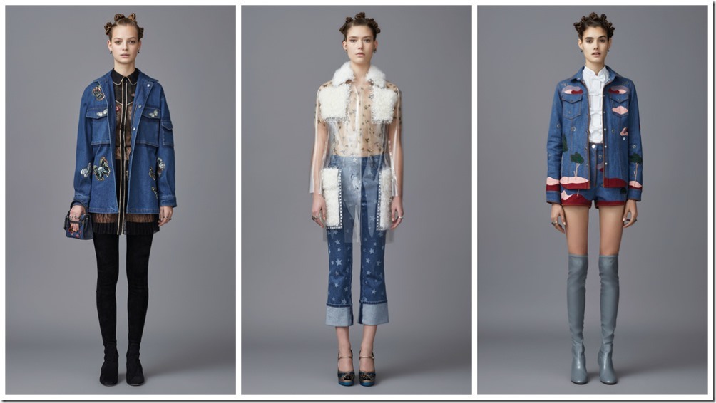 Pre fall 2016 denim Trends Denimsandjeans.com