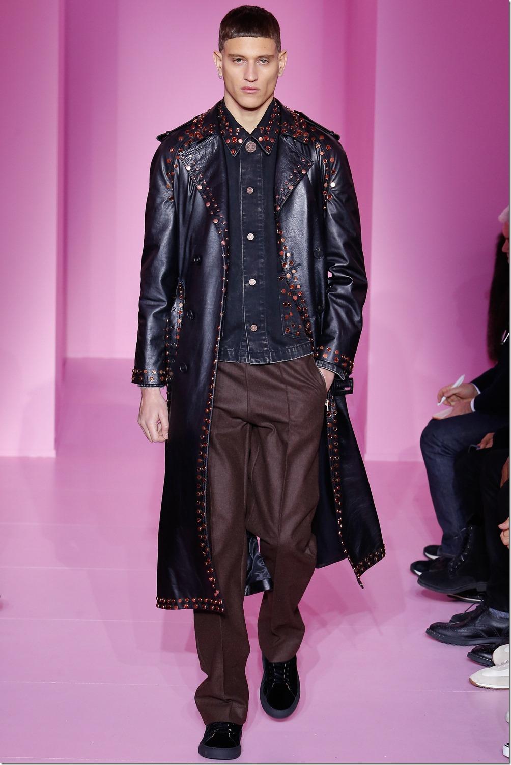 Givenchy Fall 2016 Denim Trends denimsandjeans.com