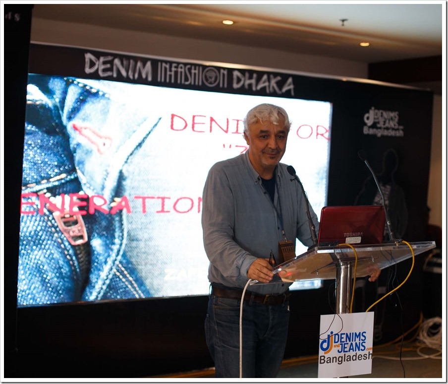 DENIM FOR Z GENERATION – A Presentation by Zafer Bozdag, Turkey  : Denimsandjeans.com