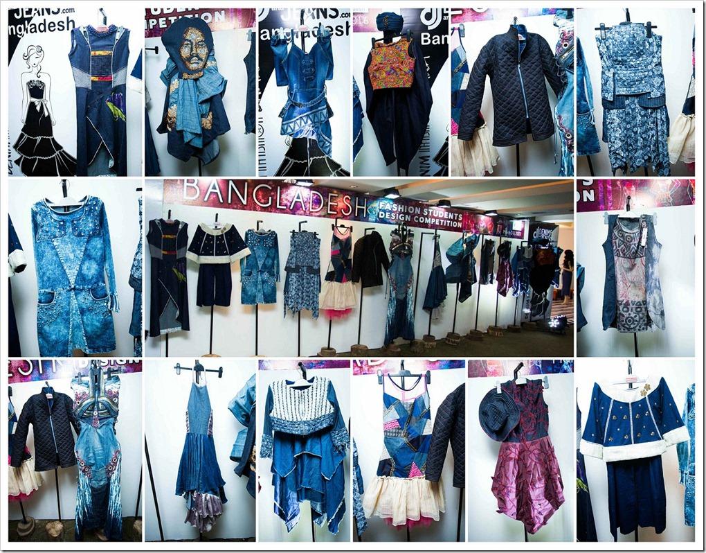2nd Bangladesh Fashion Students' Denim Design Contest at 5th Edition Denimsadneajns.com Bangladesh